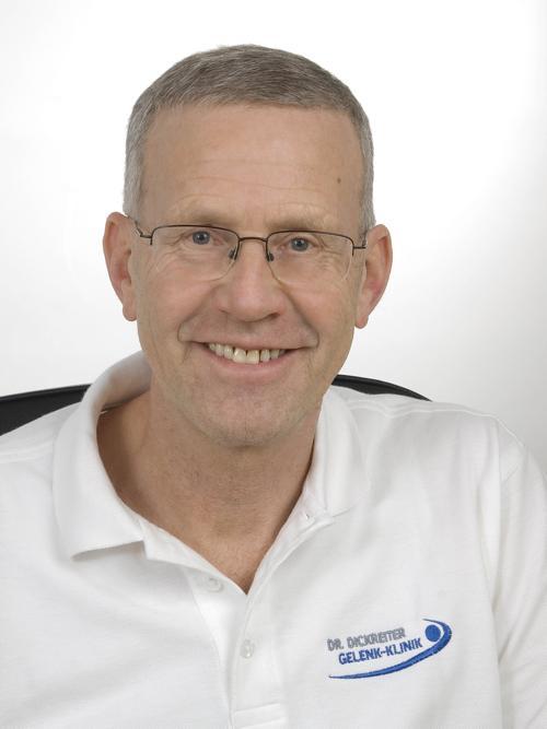 Dr. Bernhard Dickreiter