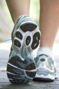 Proper Running Shoe Wear Pattern