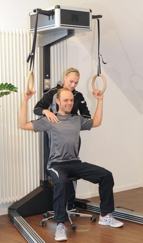 Frozen Shoulder mit Matrix-Therapie behandeln