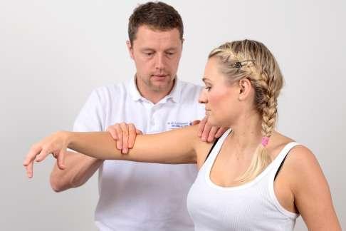 Schulterschmerzen: Vorsicht bei Sehnenriss